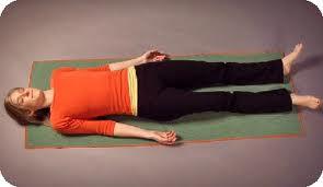 posicion de yoga