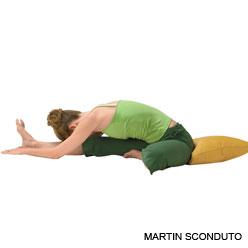 El yoga para reducir la presión arterial