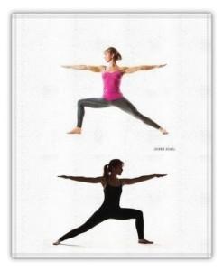 ejercicios de yoga para principantes