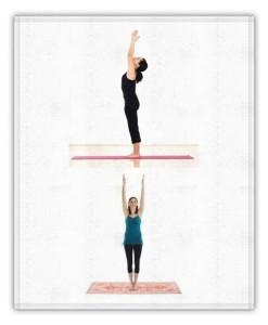 5 Principales Posturas De Yoga Para Principiantes Como Hacer Yoga En Casa Paso A Paso