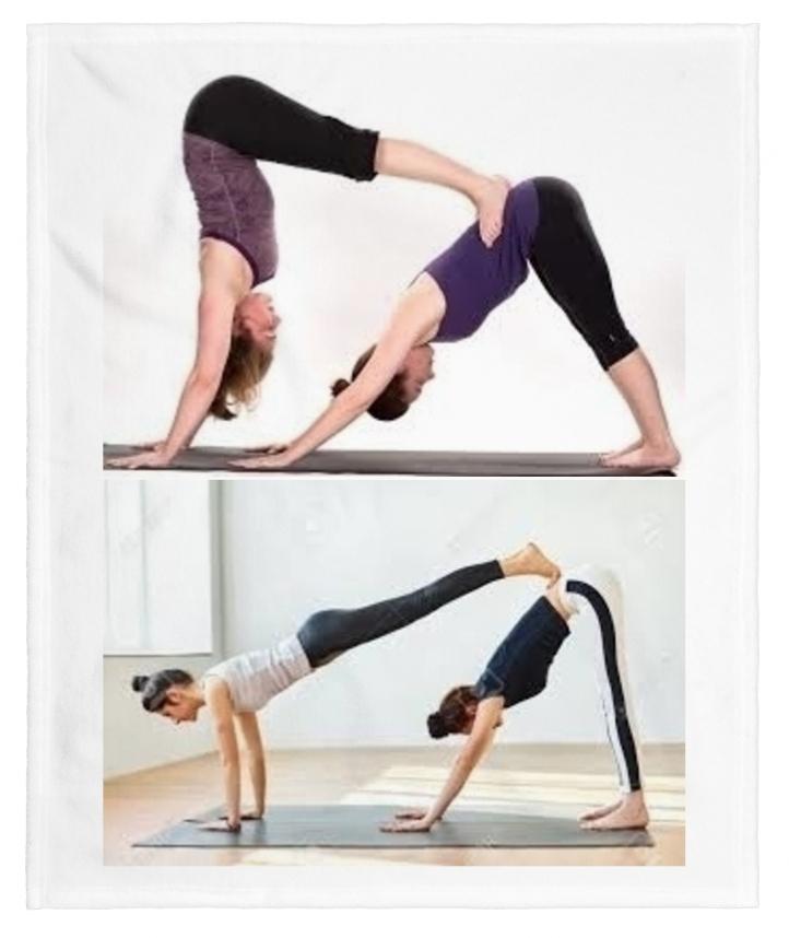 Las Mejores Poses De Yoga De A Dos Como Hacer Yoga En Casa Paso A Paso
