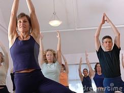 El yoga es un ejercicio para todo el mundo