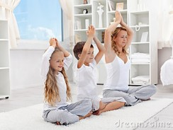 Yoga para niños: 5 poses que los niños disfrutarán